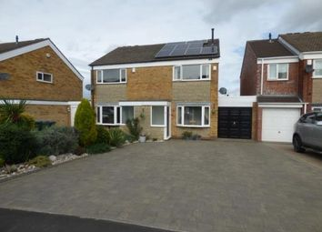 Thumbnail 3 bed semi-detached house for sale in Pevensey Close, Tividale, Oldbury, West Midlands
