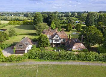 Birling Road, Birling, West Malling, Kent ME19. 5 bed detached house for sale