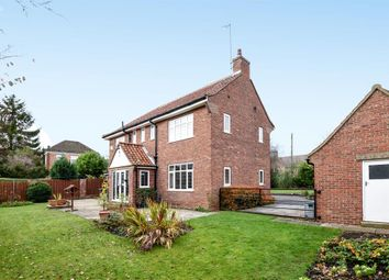 Thumbnail 5 bed detached house for sale in Station Road, Tadcaster