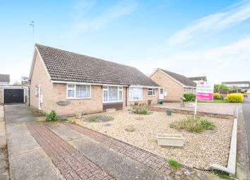Thumbnail 2 bedroom semi-detached bungalow for sale in Hawthorn Way, Thetford