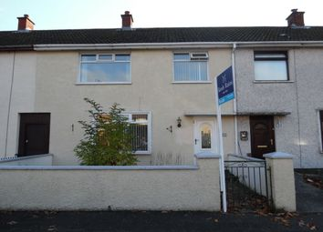 Thumbnail 3 bed terraced house to rent in Mournebeg Drive, Newtownabbey