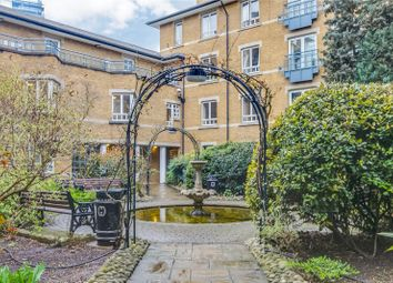 Thumbnail 1 bed flat for sale in Harvey Lodge, Admiral Walk, London