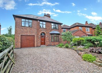 Thumbnail 5 bed detached house for sale in Ton Lane, Lowdham, Nottingham