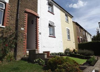 Thumbnail 2 bed terraced house for sale in Commonwealth Road, Caterham, Surrey