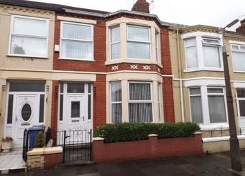 Thumbnail 3 bed terraced house for sale in Goodacre Road, Liverpool, Merseyside