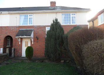 Thumbnail 3 bed end terrace house for sale in Charles Street, Skellow, Doncaster