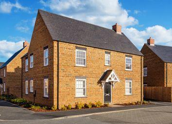 """Thumbnail 4 bed semi-detached house for sale in """"Philcote"""" at Flux Drive, Deddington, Banbury"""