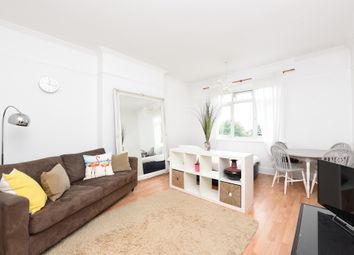Thumbnail 1 bed flat to rent in Becmead Avenue, London