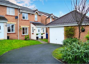 Thumbnail 3 bed semi-detached house for sale in St. Johns Road, Worsley
