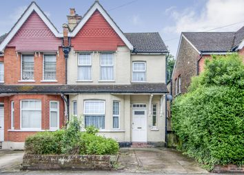 Thumbnail 4 bedroom semi-detached house for sale in Purley Park Road, Purley, Surrey