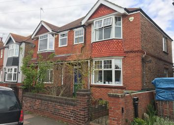 Thumbnail 3 bed end terrace house to rent in Ringwood Road, Eastbourne