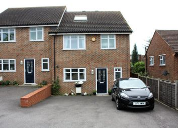 Thumbnail 4 bed semi-detached house to rent in Aldworth Close, Reading, Berkshire