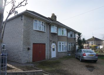 Thumbnail 4 bed semi-detached house for sale in The Croft, Trowbridge