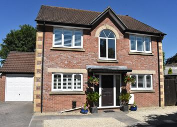 Thumbnail 4 bed detached house for sale in Southcroft, Chapmanslade, Westbury