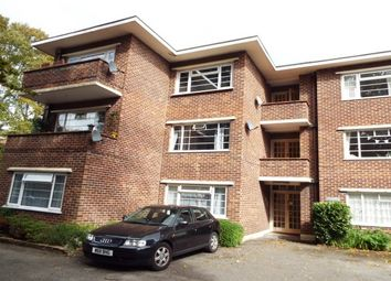 Thumbnail 1 bed flat to rent in The Lodge, Banister Road, Shirley, Southampton