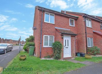 Thumbnail 1 bed terraced house for sale in Broomfield Avenue, Broxbourne