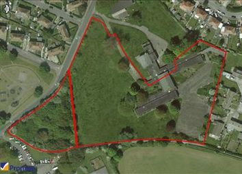 Thumbnail Land for sale in Land At Former Newington Infants School, Melbourne Avenue, Newington, Ramsgate, Kent
