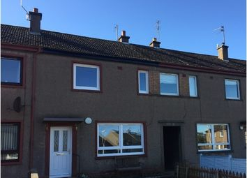 Thumbnail 2 bed terraced house to rent in Gedy Place, Arbroath DD11,