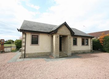 Thumbnail 3 bed detached bungalow for sale in Cupar Road, Kennoway, Leven