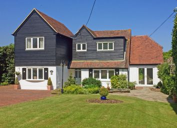 Thumbnail 5 bed detached house for sale in Longfield Avenue, New Barn, Longfield
