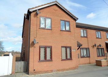 Thumbnail 1 bedroom flat for sale in Bridge Road, Sutton Bridge, Spalding, Lincolnshire