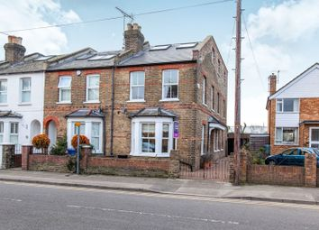Thumbnail 4 bed end terrace house for sale in Vansittart Road, Windsor