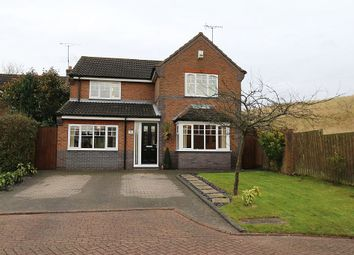 Thumbnail 4 bed detached house for sale in 9, North View, Little Weighton, Cottingham, East Yorkshire