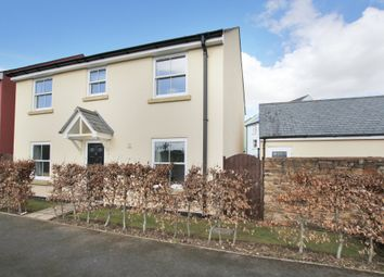 Thumbnail 4 bed detached house to rent in Parks Drive, Plymstock, Plymouth