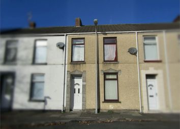 Thumbnail 3 bed terraced house for sale in Havelock Street, Llanelli, Carmarthenshire