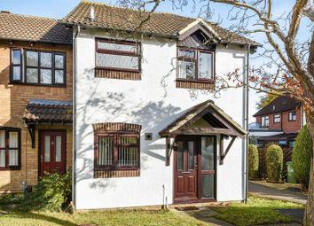 Thumbnail 1 bed end terrace house for sale in The Court, Abingdon