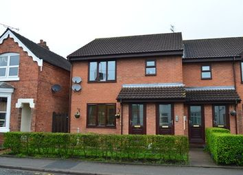 Thumbnail 2 bed duplex for sale in Shrewsbury Road, Market Drayton