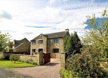 Thumbnail 4 bed detached house for sale in Back Lane, Billingley, Barnsley, South Yorkshire