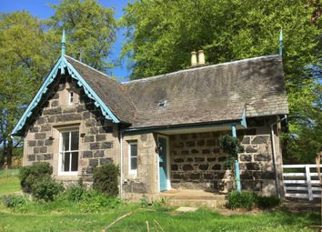 Thumbnail 2 bed cottage to rent in Meikle Wartle, Inverurie