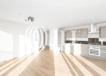 Thumbnail 2 bed flat for sale in Stratosphere Tower, 55 Great Eastern Road, London