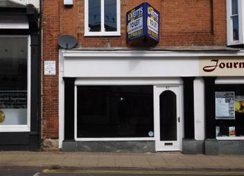 Thumbnail Retail premises to let in 47 Smith Street, Warwick, Warwickshire