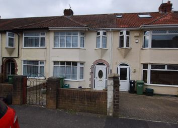 Thumbnail 3 bed terraced house for sale in Mackie Road, Filton, Bristol