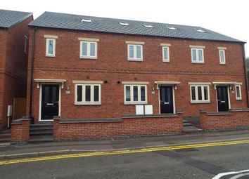 3 bed town house to rent in Chapel Street, Ibstock LE67