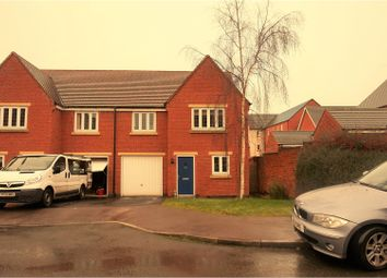 Thumbnail 3 bed semi-detached house for sale in Westminster Drive, Swadlincote