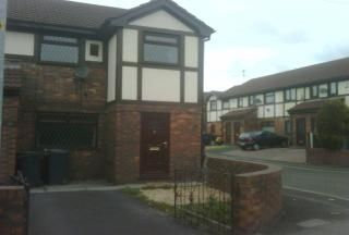 Thumbnail 3 bed semi-detached house to rent in Peel Lane, Little Hulton, Manchester