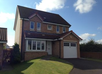 Thumbnail 4 bedroom detached house to rent in Rires Road, Leuchars, St. Andrews