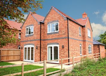 Thumbnail 5 bed detached house for sale in Nether Whitacre, Warwickshire