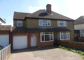 Thumbnail 3 bed semi-detached house for sale in Meadow Road, Earley, Reading