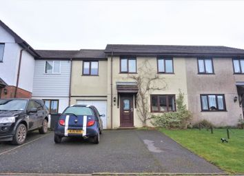 Thumbnail 4 bed terraced house for sale in Barnfield, Totnes