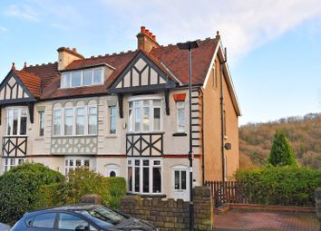 4 bed terraced house for sale in Hangingwater Road, Hangingwater, Sheffield S11