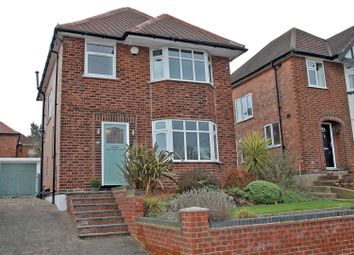 Thumbnail 3 bed detached house for sale in Coningsby Road, Woodthorpe, Nottingham
