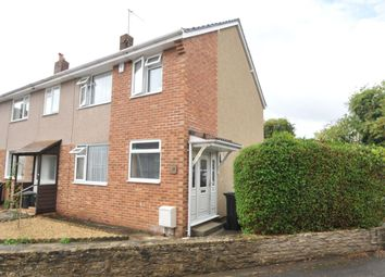 Thumbnail 3 bed property for sale in Corfe Crescent, Keynsham, Bristol