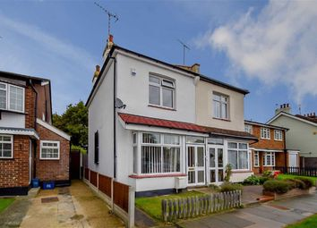 Thumbnail 2 bed semi-detached house for sale in Glenbervie Drive, Leigh-On-Sea, Essex