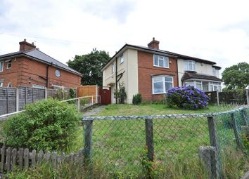 Thumbnail 3 bed semi-detached house for sale in Cheverton Road, Northfield, Birmingham