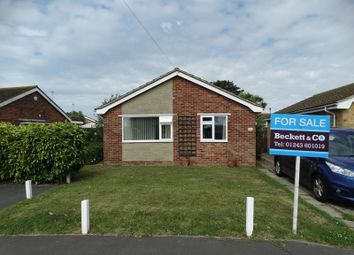 Thumbnail 2 bed detached bungalow for sale in Roundstone Way, Selsey, Chichester