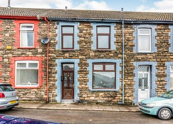 Thumbnail 2 bed terraced house for sale in New Street, Godreaman, Aberdare